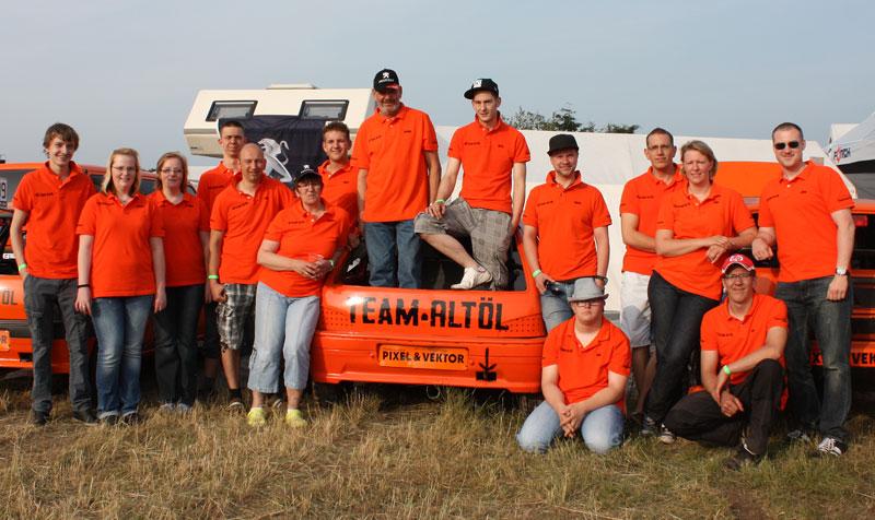Team Altöl - Das Team